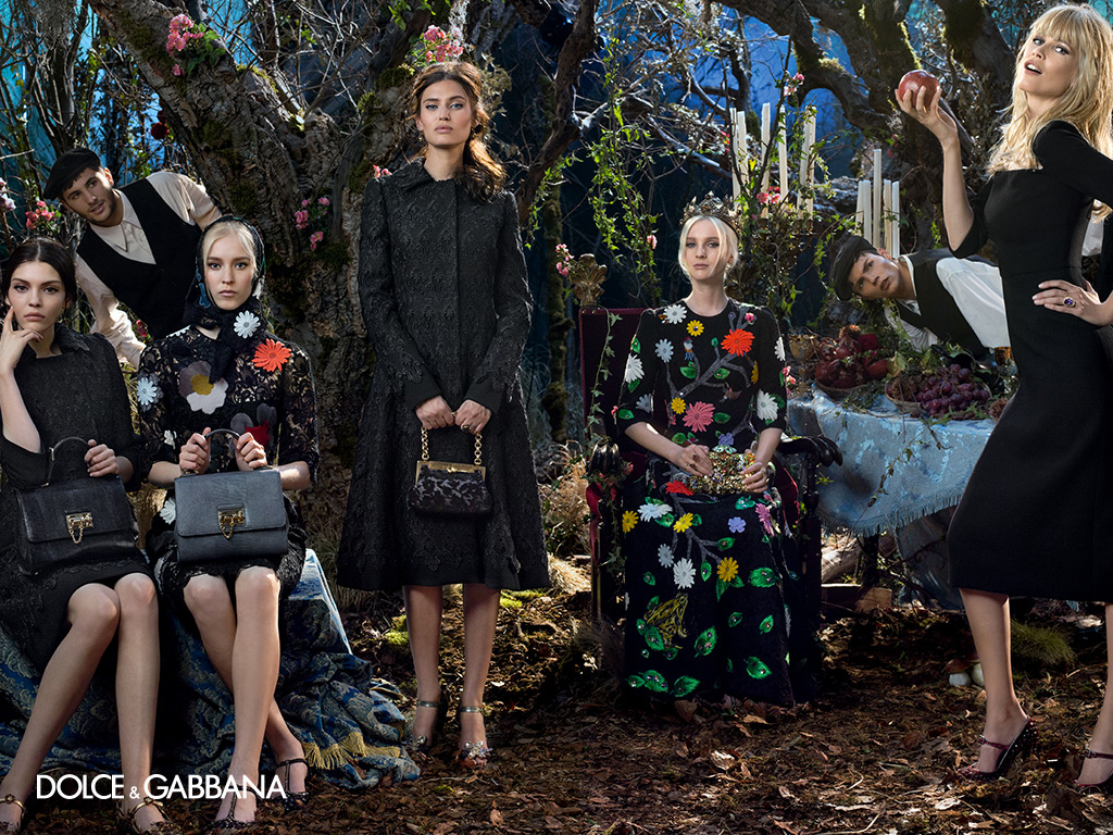 0618d0df dolce-and-gabbana-winter-2015-women-advertising-campaign-042 | THE ...