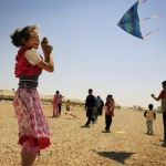 Forced to flee their homes because of war, these syrian refugees are still children