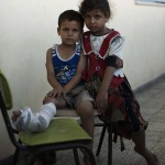 Every day voices in Gaza